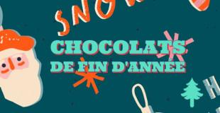 Chocolats de fin d'année