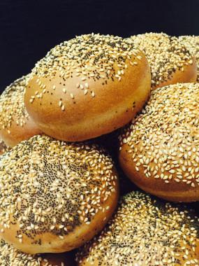 Pain Hamburger brioché (UNIQUEMENT LE SAMEDI)