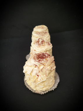 Merveilleux blanc crème au beurre